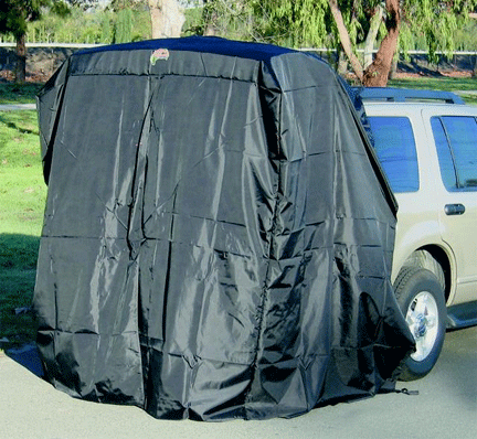 Add-a-Cabana SUV Tent Vansage Campervan Awning Tents