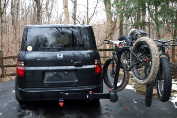 Best Campervan Bike Racks Vansage