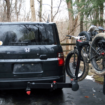 Best Bike Racks for Campervans Featured Image