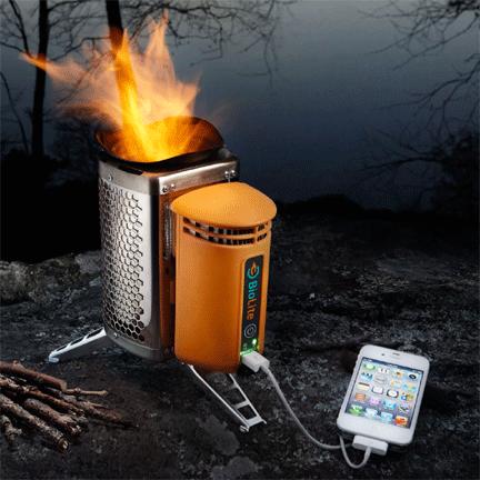 Best Portable Camping Stoves Vansage Biolite Stove