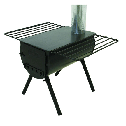Best Portable Camp Stoves Camp Chef Alpine CS14 Cylinder Stove VanSage