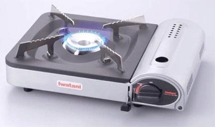 Iwatani ZA-3HP Portable Butane Stove Best portable camping stoves Vansage