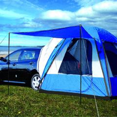 Campervan Awning Tent Sportz SUV Blue/Tan Tent Vansage