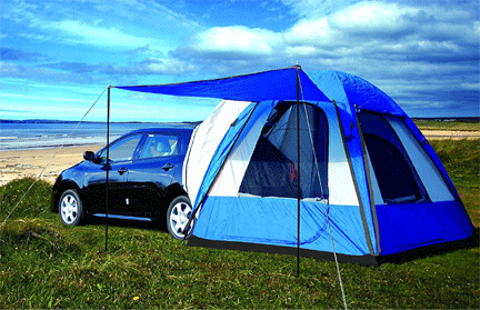 Camping Gear Review Camper Van Tent