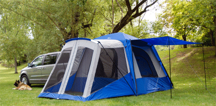 Choose The Best Campervan Awning Tents For Your Particular