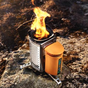 best portable camping stoves biolite stoves vansage