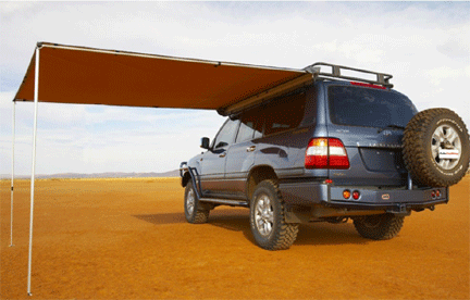 Best Campervan Awning ARB 814301 4 foot awning Vansage
