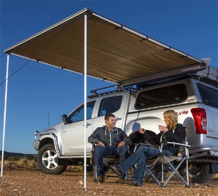 Best Campervan Awning ARB 4x4 Accessories ARB4401A Awning Vansage