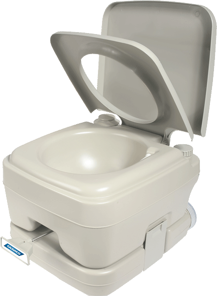 Camco campervan Toilet options Vansage