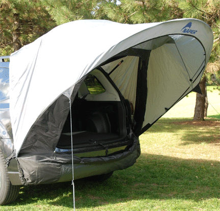 Napier Sportz Cove campervan awnings 61500 Minivan Tent Vansage