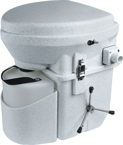 Vansage Nature's Head Self Contained Composting Toilet