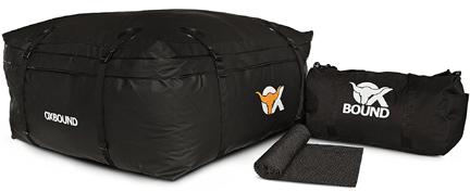Best Rooftop Cargo Bag OXBOUND Roof Rack Cargo Bag Vansage