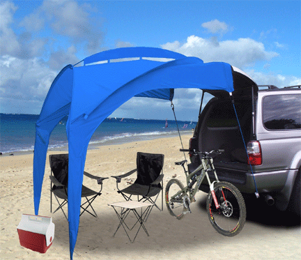 Best Campervan Awnings Tail Gator Sunshade Vansage