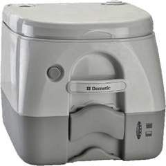 dometic vansage portable campervan toilet
