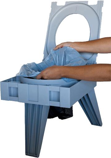 vansage.com cleanwaste toilet campervan toilets