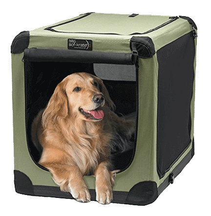 Campervan Life with Dogs NOZTONOZ Sof-Krate Indoor/Outdoor Pet Home VanSage