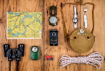 Image of Campervan Essentials List Vansage