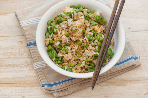 8 one pot recipes Vansage Campervan Fried Rice
