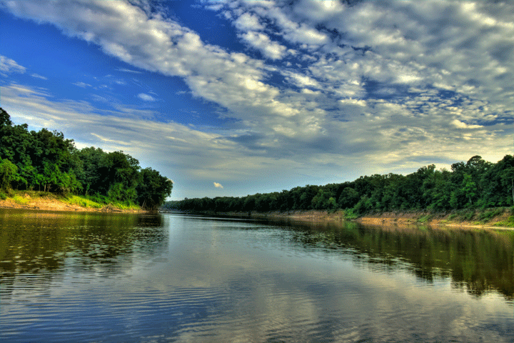 ampervan Essentials List Ouachita River Image Vansage C