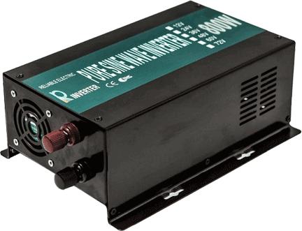 VanSage.com Reliable Power Drive 800 Watt Power Inverter for Campervan