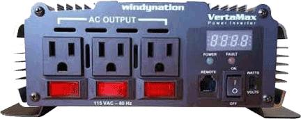 vansage.com vertamax 3000w power inverter for campervan