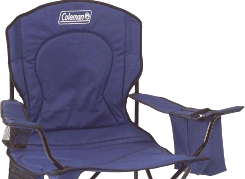 campsite cooking equipment Vansage Coleman Quad Chair