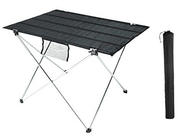 Campsite Cooking Equipment Vansage Intey Folding Picnic Table