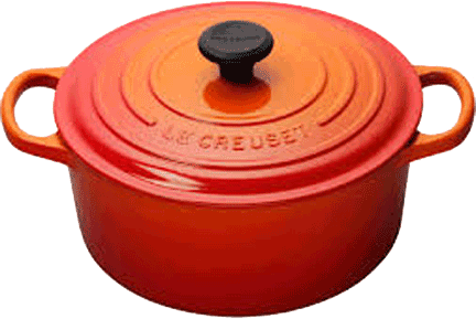 Le Creuset Dutch Oven Vansage Campsite Cooking Equipment