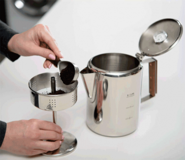 Campsite Cooking Equipment Vansage Coletti Percolator
