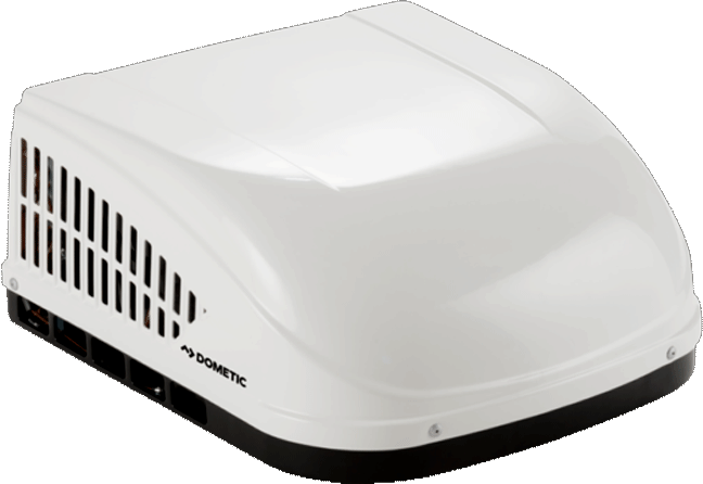 Dometic Brisk II Polar VanSage.com Campervan Air Conditioner
