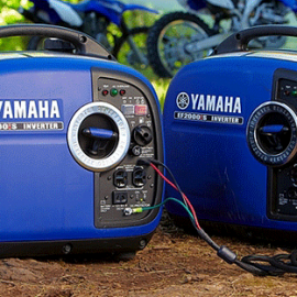 vansage quiet generators Yamaha