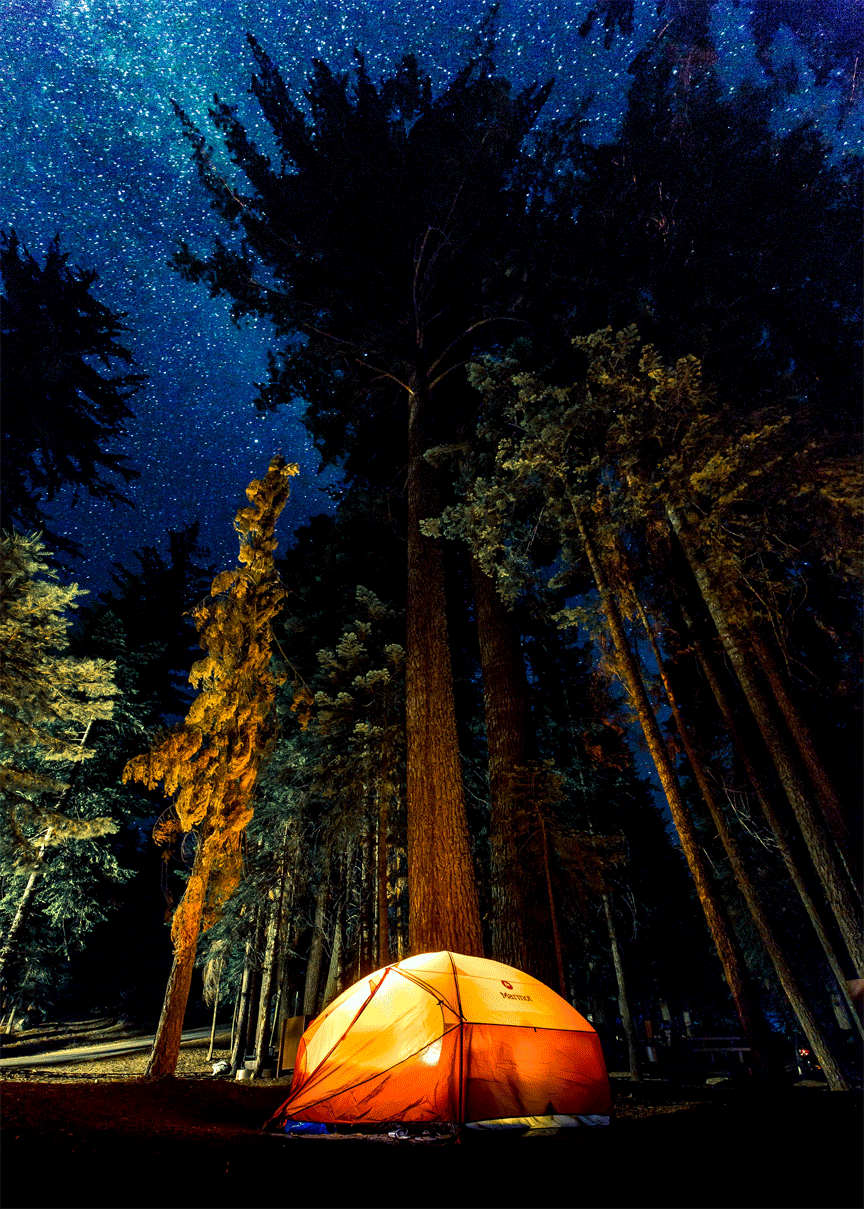 best lanterns for camping Campsite vansage