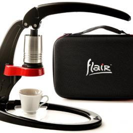 vansage flair espresso maker campervan kitchen gear