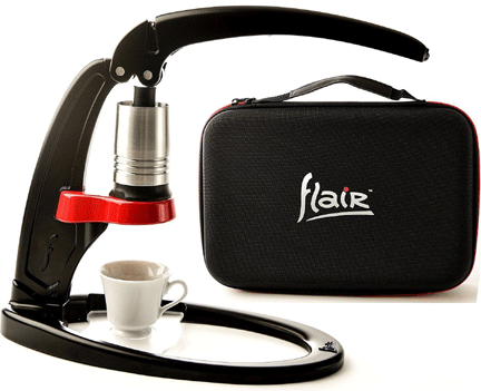 vansage flair espresso maker campervan kitchen gear