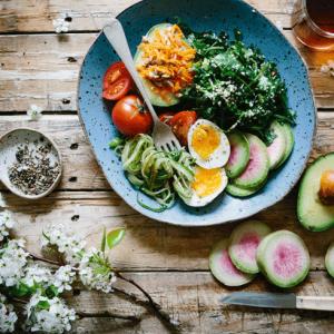 campervan food vansage.com Vanlife diet and nutrition