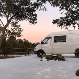 Top ten steps to prepare your Campervan for winter Vanlife Vansage