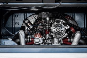 VW Campervan engine maintenance Vansage