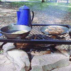Campervan Gadgets grill vansage