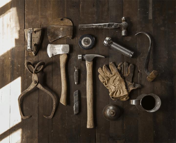 carpentry tools Vansage Non digital remote jobs for van life