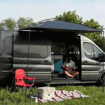 vansage Moonfab new campervan awning